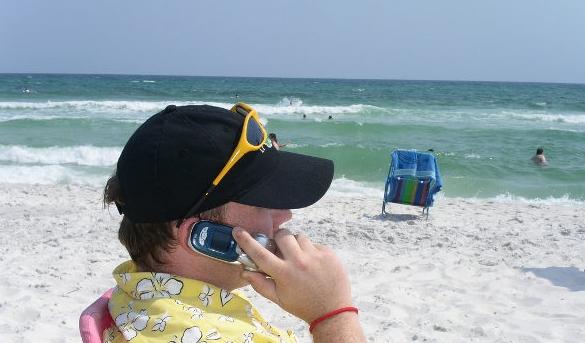 15 способов управлять делами, находясь в отпуске